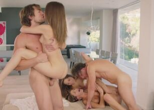 Riley ryder groupsex