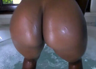 Big ebony ass videos